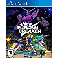 Deals on New Gundam Breaker PlayStation 4