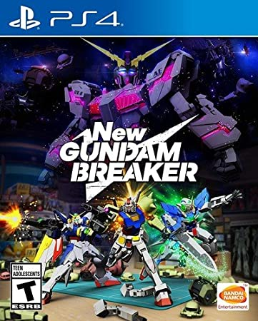 New Gundam Breaker - PlayStation 4
