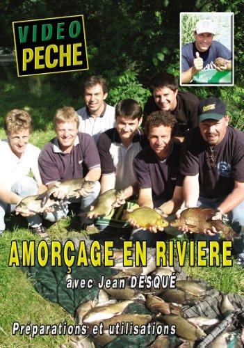 Amorçage en rivière : Coup, bolognaise et feeder avec Jean Desqué - Vidéo Pêche - Pêche au coup