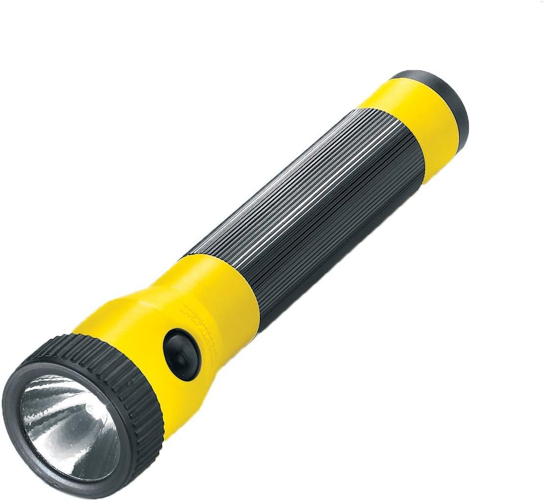 Streamlight 76000 PolyStinger Rechargeable Flashlight, Yellow - 90 Lumens