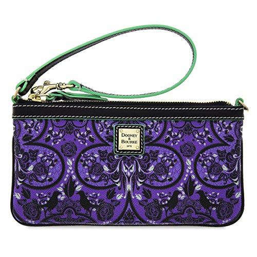 Disney Dooney & Bourke Madame Leota Haunted Mansion Wristlet Purse Bag