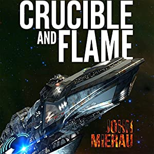 Crucible and Flame Audiobook