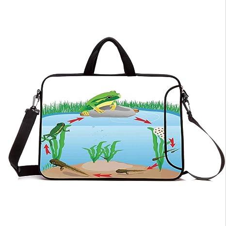 Tree Frog Personalization Custom Gym Bag