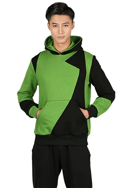 Amazon.com: shego disfraz de sudadera con capucha sudadera ...