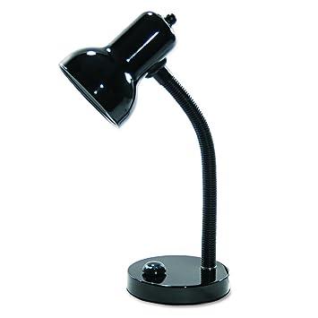 LEDU Gooseneck Desk Lamp Black L9091 Amazoncom