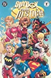 img - for Spyboy/Young Justice (Spyboy (Graphic Novels)) book / textbook / text book