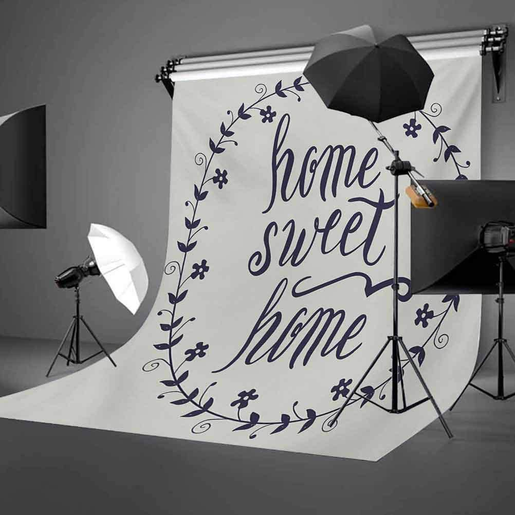 Sweet Dreams 8x10 FT Photo Backdrops,Cute Sleeping Jelly with Wings Design Hand Lettering Calligraphy Dessert Theme Background for Photography Kids Adult Photo Booth Video Shoot Vinyl Studio Props