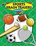 Sports Brain Teasers, Cynthia Holzschuher, 0743933524