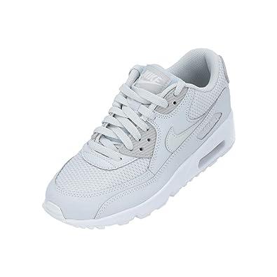 Nike Air Max 90 Mesh GS Chaussures de Tennis Les Enfants et