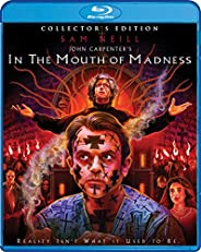 IN THE MOUTH OF MADNESS CED BD [Blu-ray]