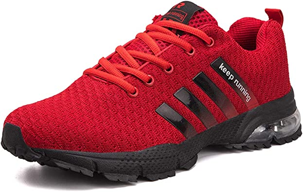 Zapatillas de Deporte Hombres Zapatos de Gimnasia para Caminar de ...