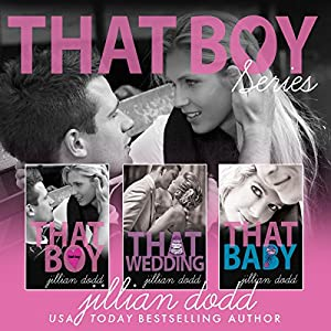 That Boy Series (3 Book Series) Audiobook