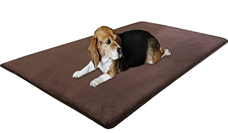 Amazon Com Dogbed4less Cooling Memory Foam Velour Fleece Pet Dog