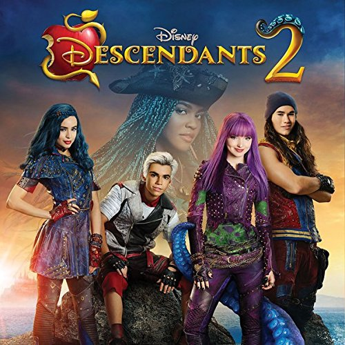 Price comparison product image Descendants 2 [Original TV Movie Soundtrack]