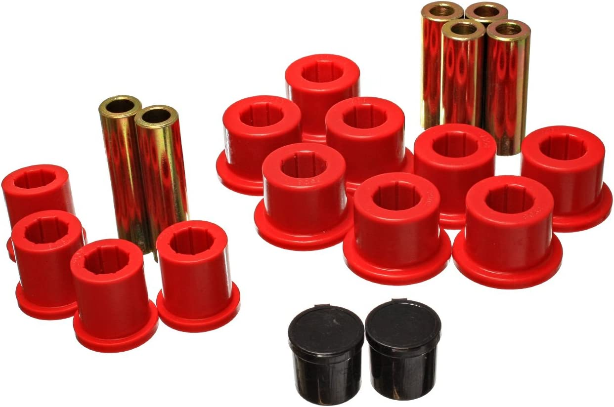 Energy Suspension 5.2118R Leaf Spring Bushing Set