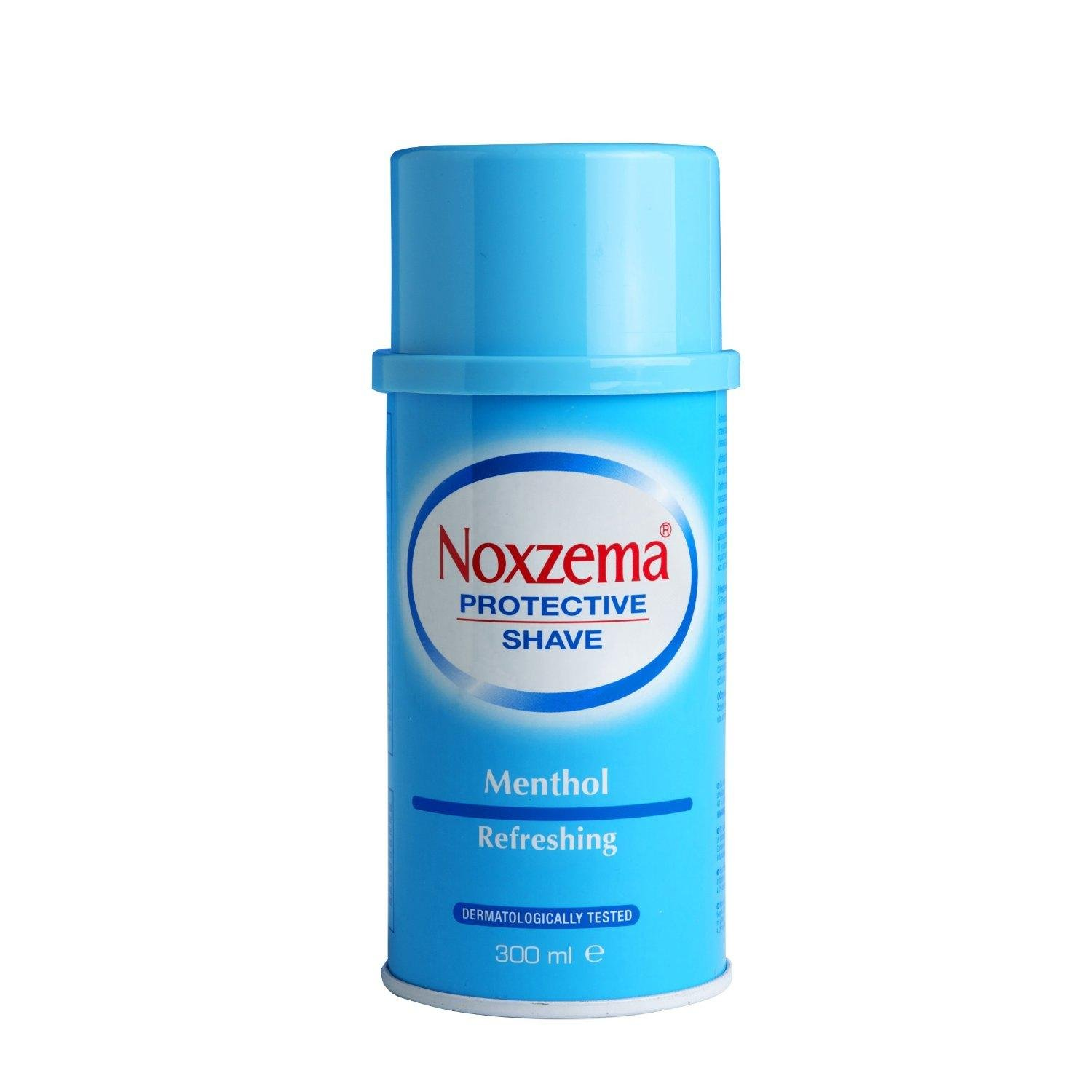 Noxzema schiuma da barba protettiva mentolo 300  ml Ever Ready Razor Blade Co. Ltd 2933109