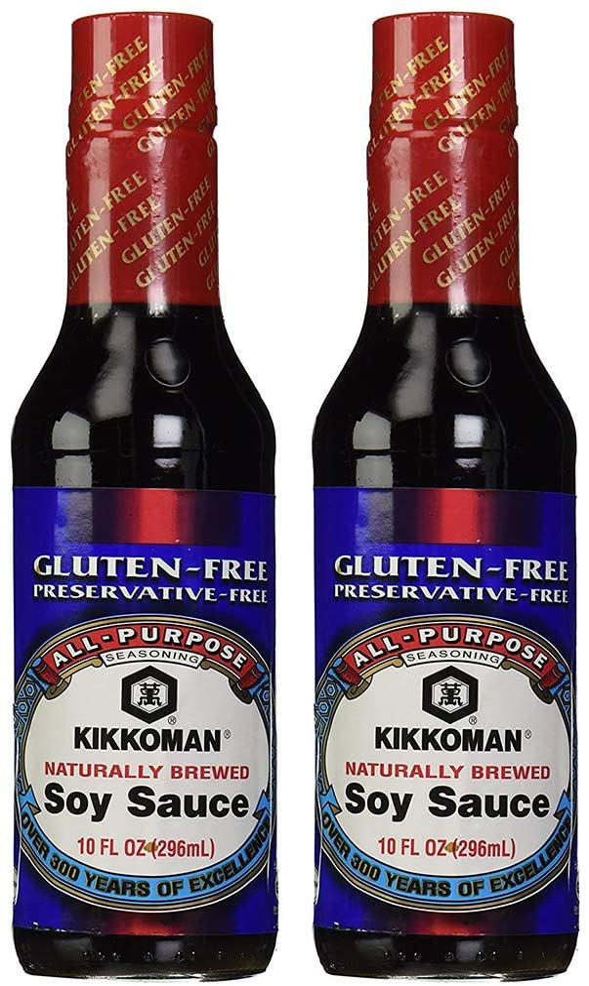 A photo of kikkoman gluten-free tamari