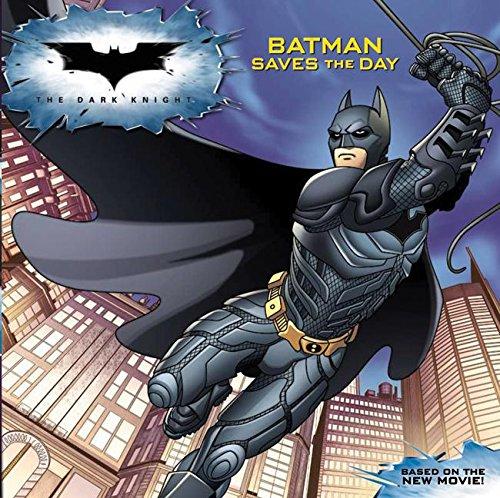 Dark Knight: Batman Saves the Day, The PDF ePub fb2 ebook