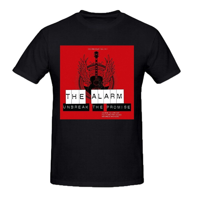 The Alarm Unbreak The Promise Tee Shirt Men Ground Neck