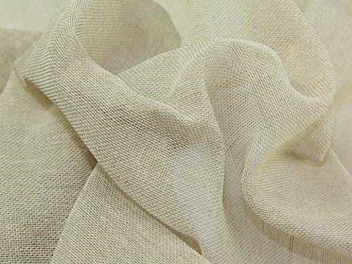 Standard Quality Scrim Fabric Natural - per metre
