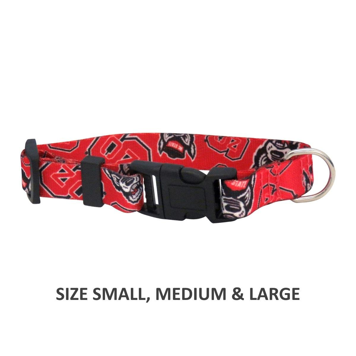 Pet Care Preferred NC State Wolfpack Pet Nylon Collar