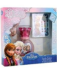 Disney Frozen for Kids Gift Set, Eau de Toilette Spray, Stick On Earrings & Bracelet, 3 Piece