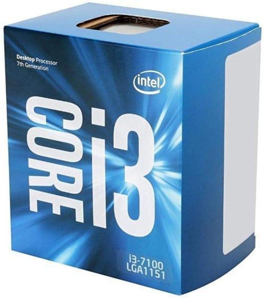 procesador Intel Core i3-7100 7th Gen 3.90 GHz LGA 1151
