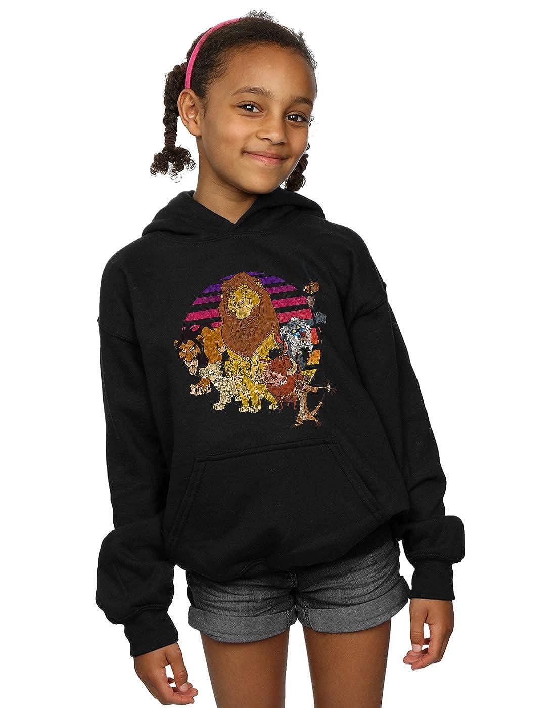 Disney Girls The Lion King Pride Family Hoodie