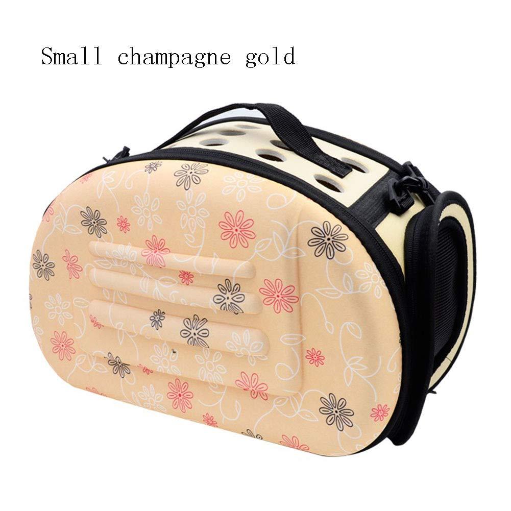 C 322022cmXYDDP Portable Pet bag,Breathable hand mention Cat backpack Dog Bag travel Pet backpack