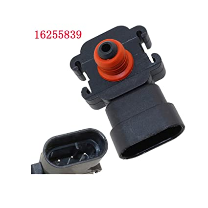 Amazon.com: Guteauto 2.5 Bar Manifold Pressure MAP Sensor For RENAULT ESPACE For Volvo S40 V40 For Mitsubishi Space Star 16255839 30889795: Automotive