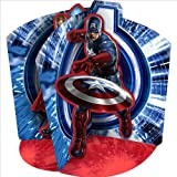 Marvel Avengers Centerpiece Featuring Captain America, Iron Man and Thor