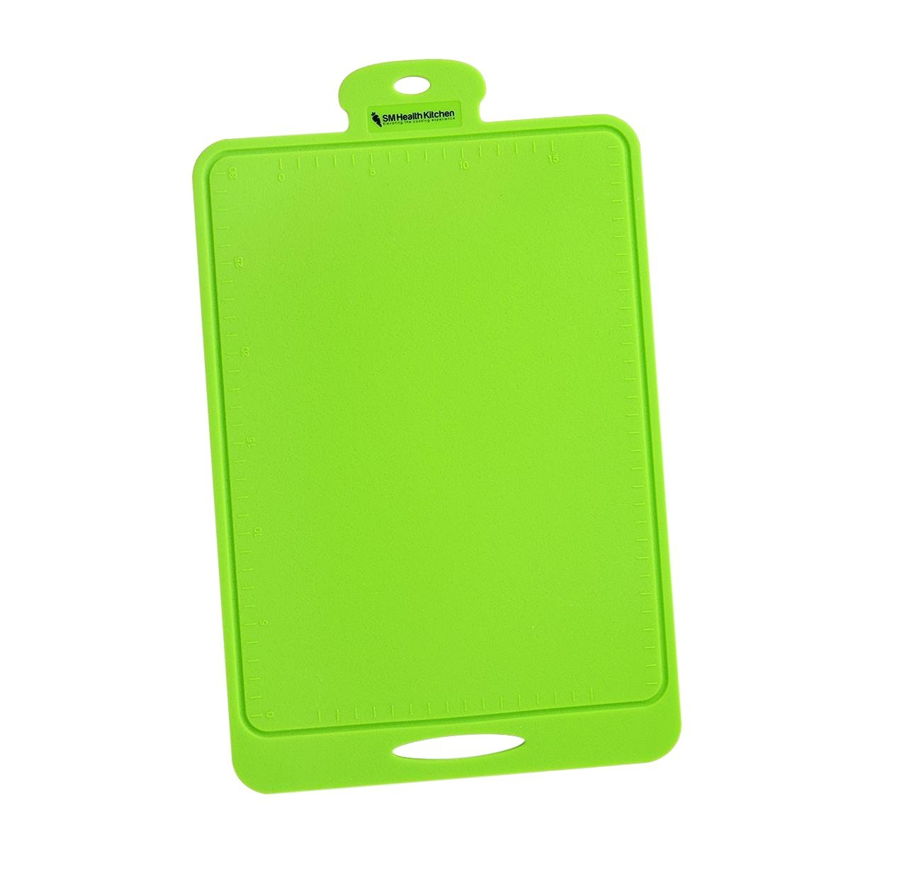 Silicone Cutting Board Flexible Durable Dishwasher Circuit Boardflexible Boardlow Cost Product Safe Nonslip For Chopping Mat Green Sm Health Kitchen Dining