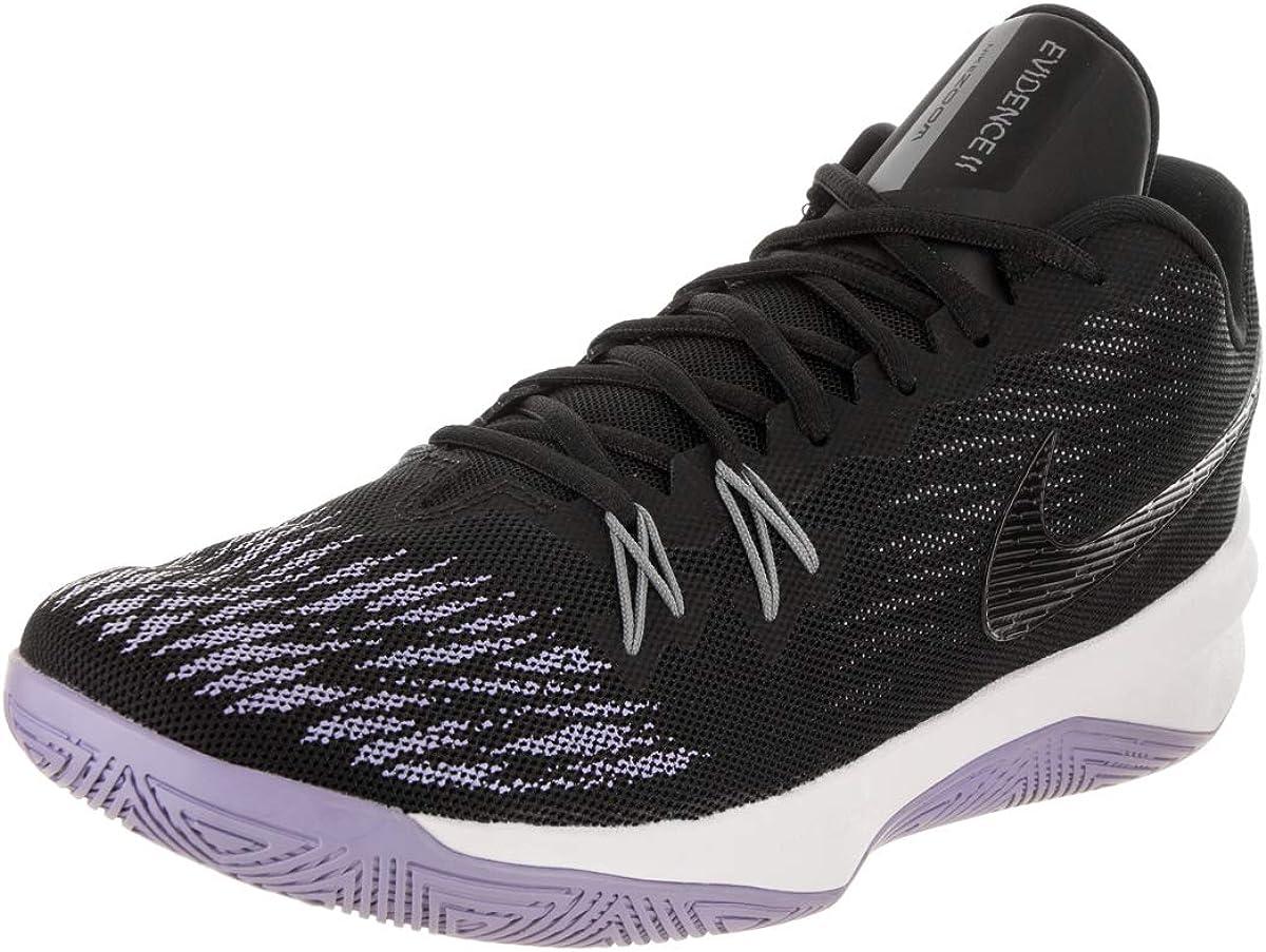 Nike Men's Zoom Evidence II Black/Black