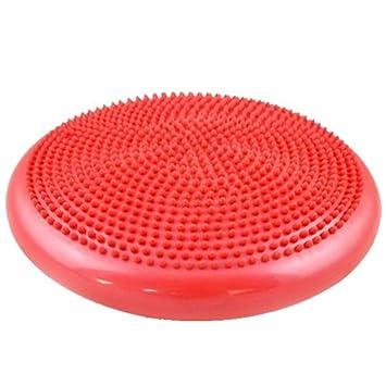 uctop Store 11,8 pulgadas Core equilibrio disco cojín de masaje ...