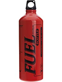 Laken Fuel Bottles, Stove Fuel, Lightweight and Durable, 100 Percent Recyclable