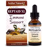 AMBER NATURALZ - REPTAID XL - Immune Support - for Reptiles 250g & More - 1 Ounce