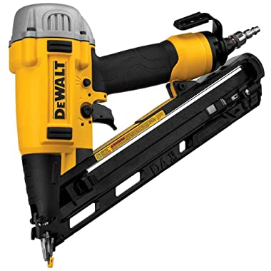 Dewalt DWFP72155R Precision Point 15-Gauge 2-1/2 in. DA Style Finish Nailer (Renewed)