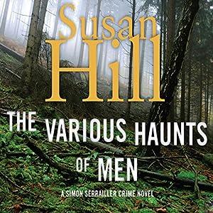 The Various Haunts of Men Audiobook