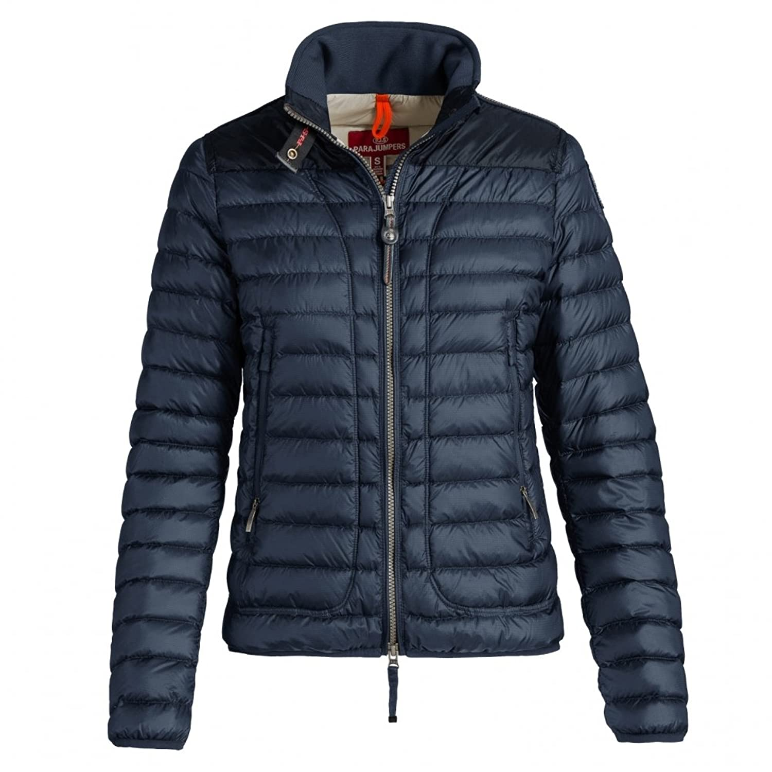 Parajumpers Women's Sunny Day Tripper Puffer Jacket Majolica Blue