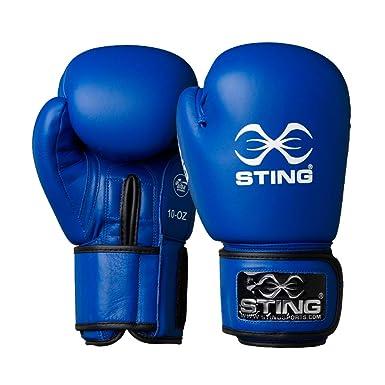 Sting Homologado Aiba Saco de Boxeo para Hombre