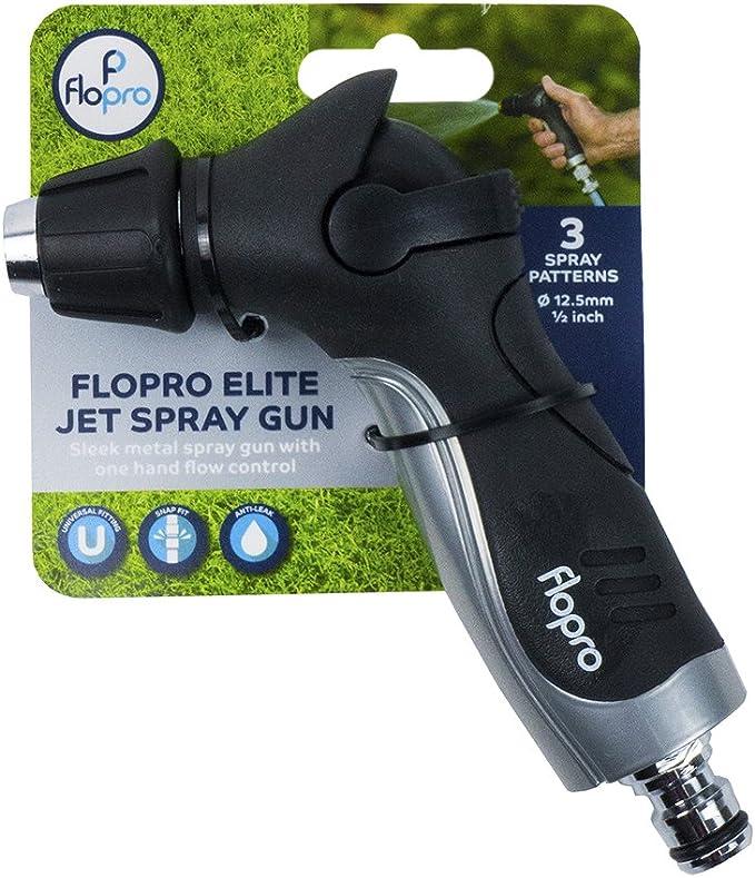 Flopro 70300485 Elite Jet Spray Gun Black 9 X 3 8 X 17 5 Cm Garten