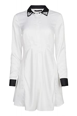 Blusen kleid langarm