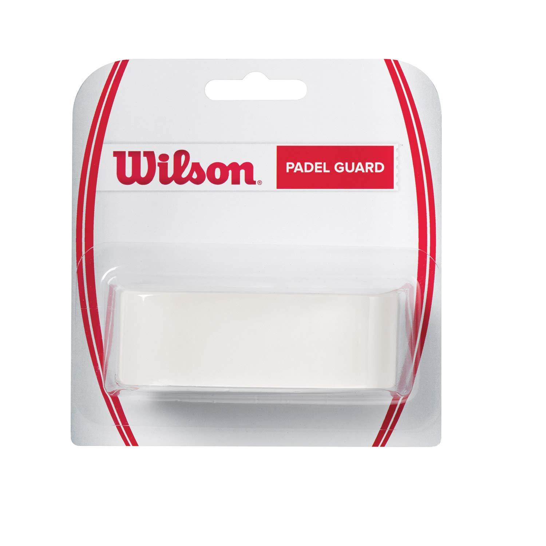 Wilson Cinta adhesiva Protector de pala de pádel, transparente ...