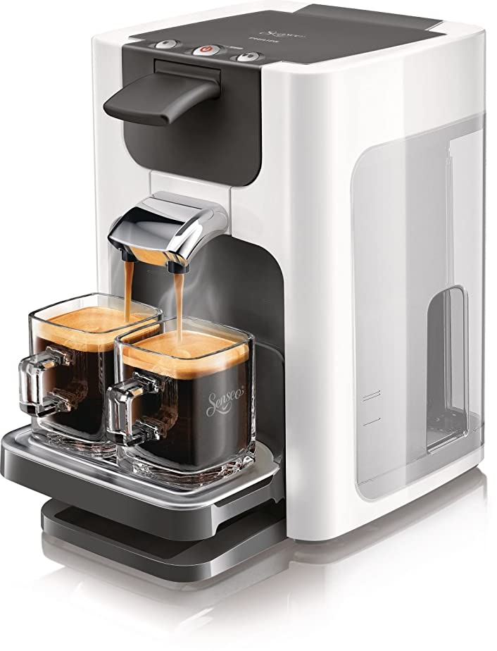 Philips HD7863/10 Machine à café à dosettes Senseo Quadrante, pour ...