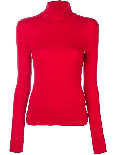 Mujer Klein Amazon Rojo Rojo Ropa Chaqueta Deportiva es Calvin Y HtRZFH