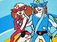 ■コップ入れ袋 タイムパトロール隊オタスケマン/タツノコの商品画像