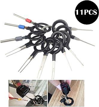 8 Stk Auto Kabel Stecker Ausbau Werkzeug Terminal Steckverbindung Demontage Kit