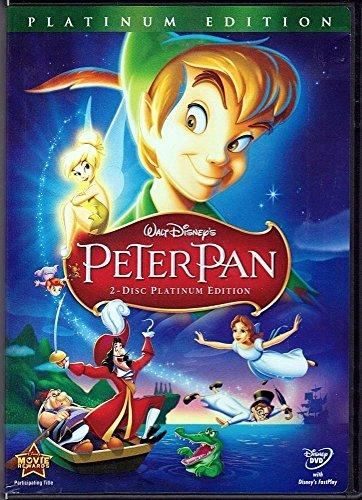 (Peter Pan (DVD, 2007, 2-Disc Set, Platinum Edition))