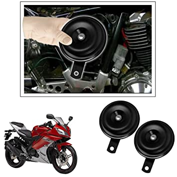 Loud Car Horn >> Vheelocityin Uno Minda Black Current Loud Car Horn