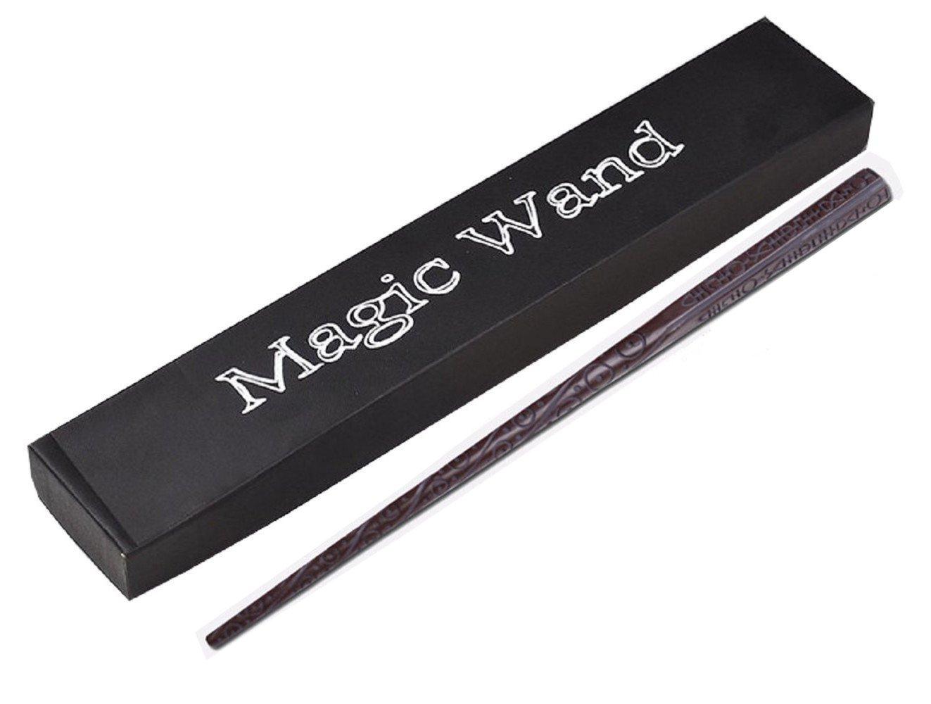 Inception Pro Infinite Imperdibile - Bacchette Magiche - Resina - Dipinte A Mano - Personaggi di Harry Potter - Saga - Custodie incluse - Sirius & Black Bacchette Harry & Potter Film e TV